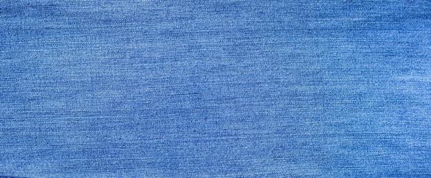 Close up blue jeans texture per parete.