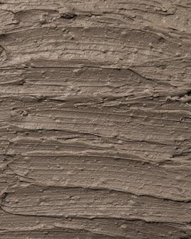 Close up di argilla texture Foto Premium