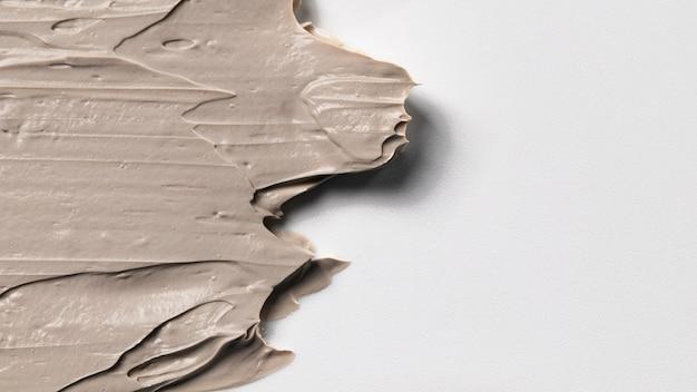Close up di argilla texture