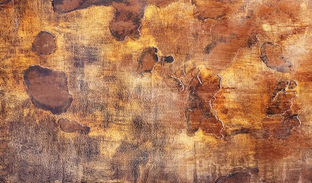 Primo piano sfondo con texture rame