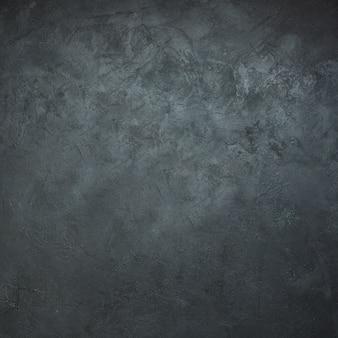 Primo piano del contesto di pietra ardesia nera scura