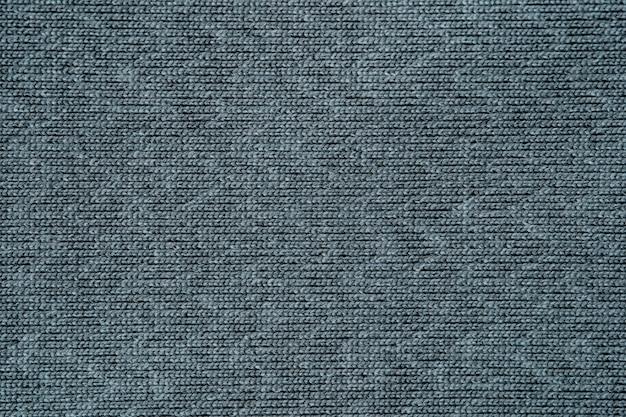 Close up tessuto grigio texture di sfondo. per il design grafico e artistico.