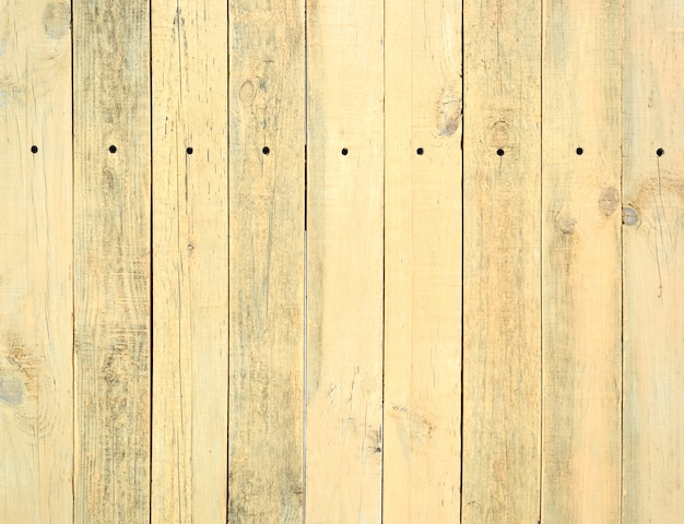 Primo piano della vecchia trama di recinzione in legno