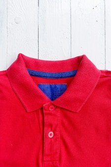 Close up polo Foto Premium