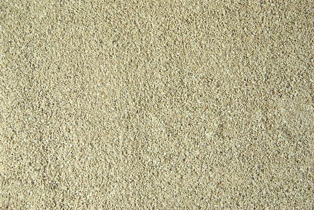Immagine ravvicinata di sabbia corallina sfondo
