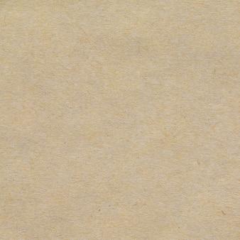 Immagine ravvicinata di sfondo texture carta riciclata marrone chiaro