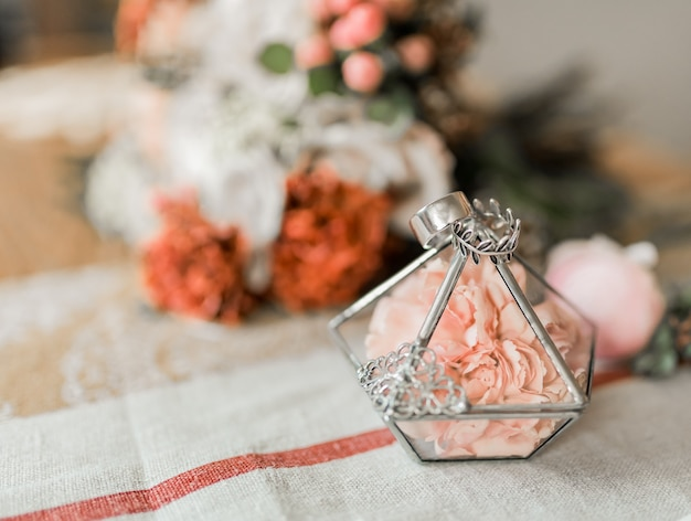 Vista ravvicinata di fiori rosa