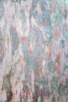 Chiuda sul wiew al reticolo di pietra di marmo