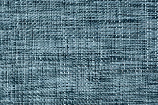 Primo piano sfondo tappeto blu, carta da parati