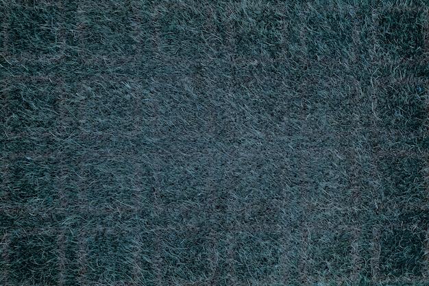 Primo piano sfondo tappeto blu
