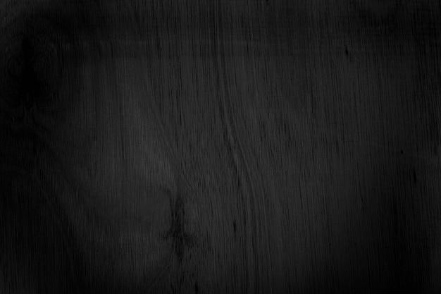 Angolo del primo piano della venatura del legno bellissimo sfondo astratto nero naturale vuoto per il design e requi