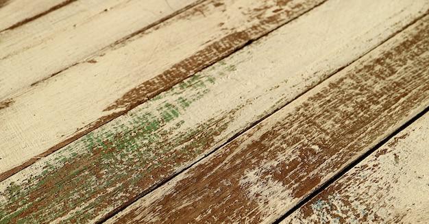 Primo piano del modello diagonale di weathered plank texture