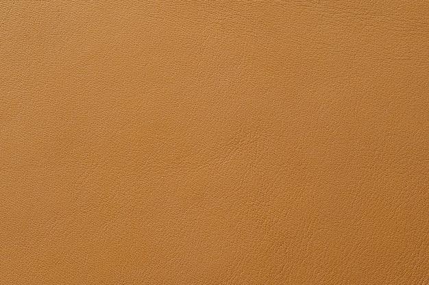 Primo piano di texture in pelle marrone senza soluzione di continuità per lo sfondo