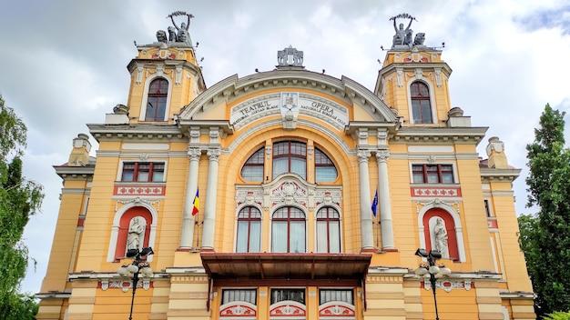 Teatro nazionale di cluj-napoca, romania