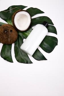 Gel doccia al cocco