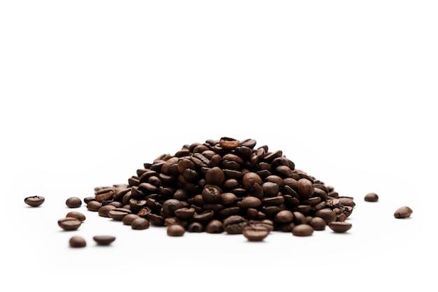 Caffè isolato su bianco