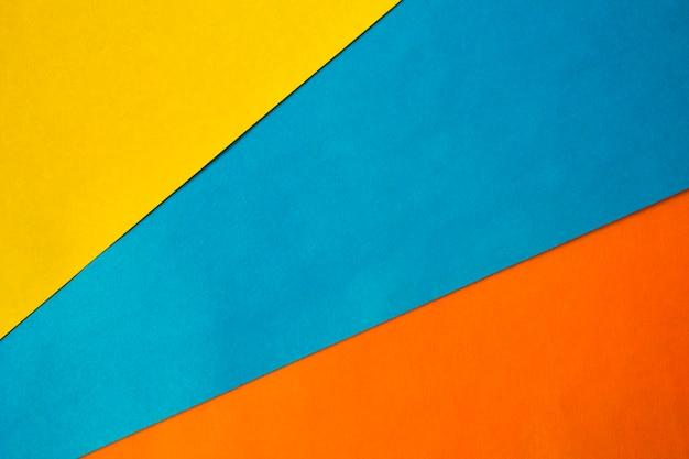 Trama di sfondo di carta astratta colorata