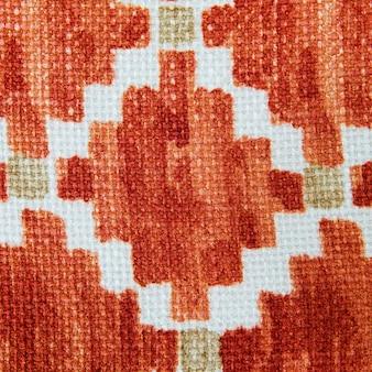 Fine variopinta della superficie della coperta di stile di stile peruviano africano su.