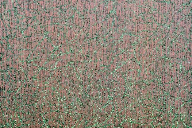 Sfondo di carta da parati in tessuto colorato con trama di stampa