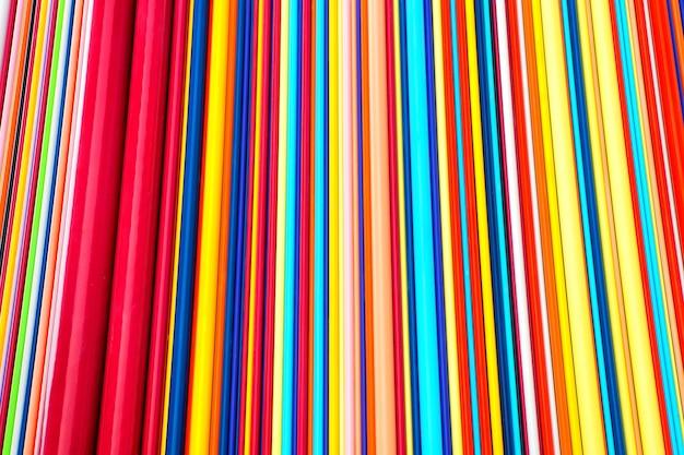 Linee colorate sfondo o trama di arte astratta