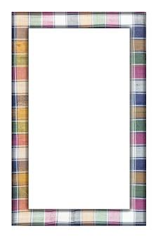 Tessuto perizoma tailandese colorato