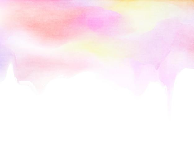 Acquerello colorato. priorità bassa di struttura del grunge. sfondo morbido