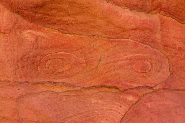 Il canyon colorato è una formazione rocciosa sulla penisola del sinai del sud egitto, rocce desertiche di multicolore