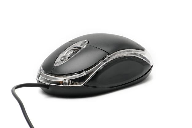 Mouse del computer isolato