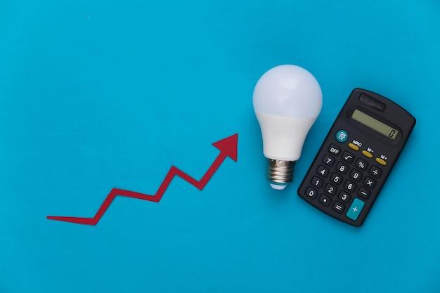 Il concetto di calcolo del consumo energetico, modernizzazione