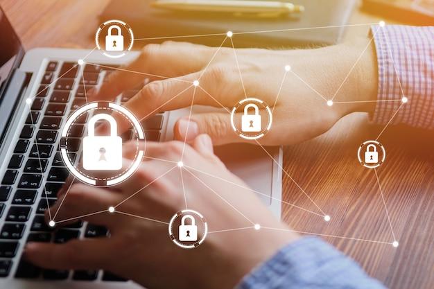 Concetto di protezione informatica dei dati personali