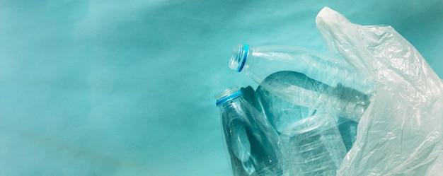 Il concetto di riciclaggio della plastica