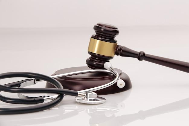 Un concetto relativo a una causa medica nel sistema legale