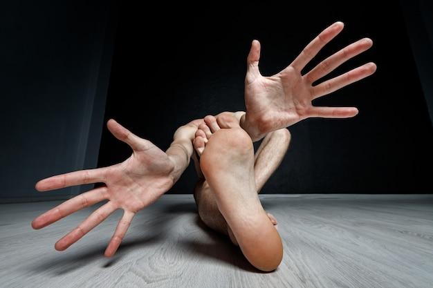Posizioni di danza contemporanea