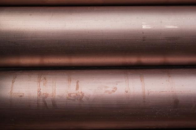 Nichel della lega del tubo di rame sull'industria petrolifera.
