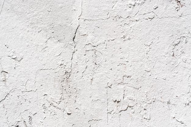 Copia spazio muro bianco con graffi di tempo