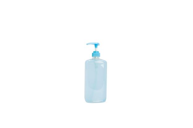 Prevenzione del coronovirus o del covid-19 mediante gel disinfettante alcolico