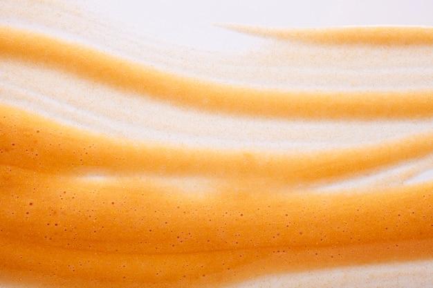 Capelli cosmetici rimozione sfondo texture di cera