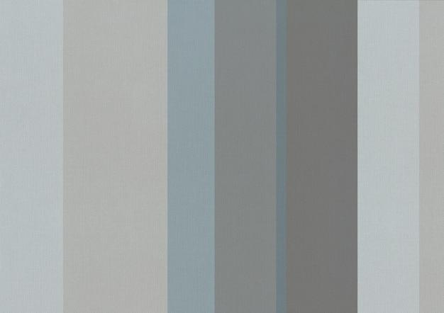 Trama del tessuto di cotone stampato con strisce colorate blu. sfondo sfondo