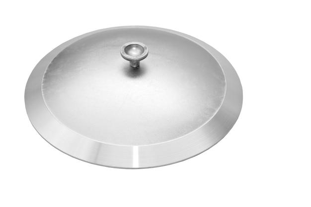 Coperchio di una pentola da cucina per la preparazione dei pasti