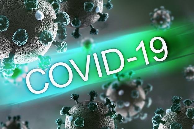 Pandemia di covid19. coronavirus sars-cov-2