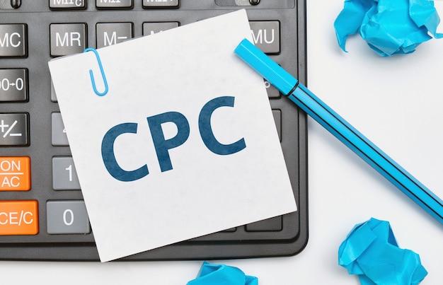 Cpc costo per clic metriche popolari nella pubblicità online.