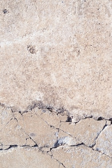 Priorità bassa di struttura del pavimento incrinato