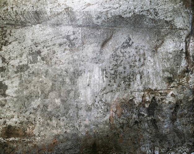 Struttura di disegno decorativo di superficie di piastra metallica incrinata