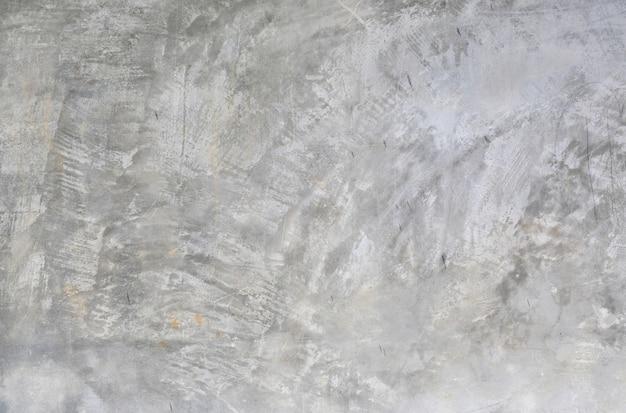 Modello di stucco creativo, colori grigi neutri, vecchio sfondo muro di cemento.