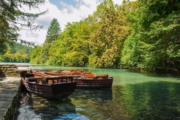 Croazia laghi di plitvice