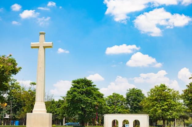 Attraversare il cimitero