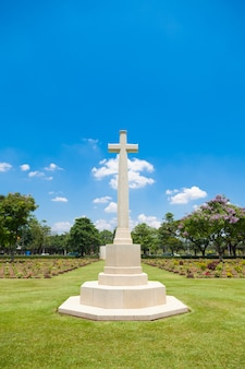Croce nel cimitero