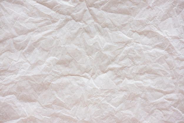 Vecchio fondo di carta sgualcito di struttura