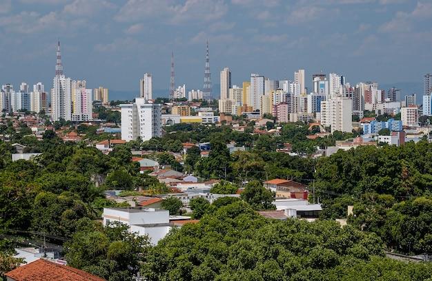 Cuiaba stato del mato grosso brasile importante capitale della regione centro-occidentale del brasile