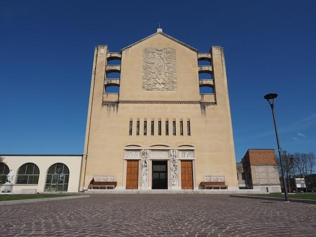 Chiesa del cuore immacolato di maria a verona